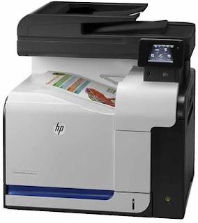 Télécharger Pilote HP LaserJet Pro 500 color MFP M570dn Driver Imprimante Gratuit