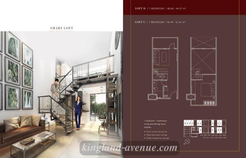 Loft C & D The Venetian Residence Serpong