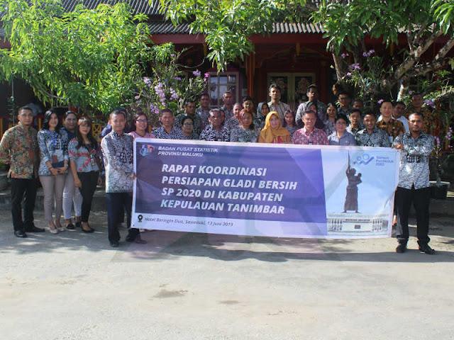 Kepulauan Tanimbar Jadi Lokasi Gladi Bersih Sensus Penduduk 2020