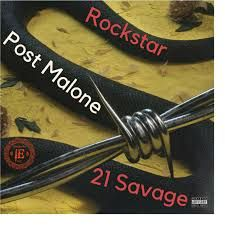 Lagu Barat Terbaru Rockstar Post Malone ft. 21 Savage