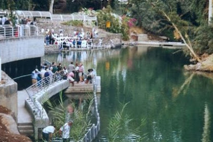 4 Fakta dan Sejarah Sungai Jordan, Tempat Pembaptisan Yesus