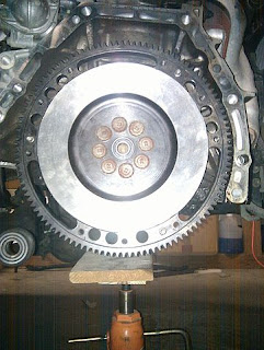 Flywheel roda gila