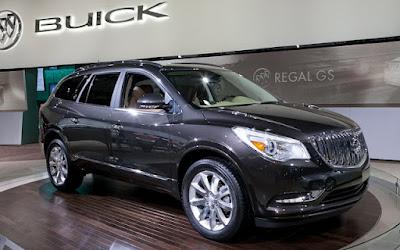 2018 Buick Enclave: date de sortie, Prix