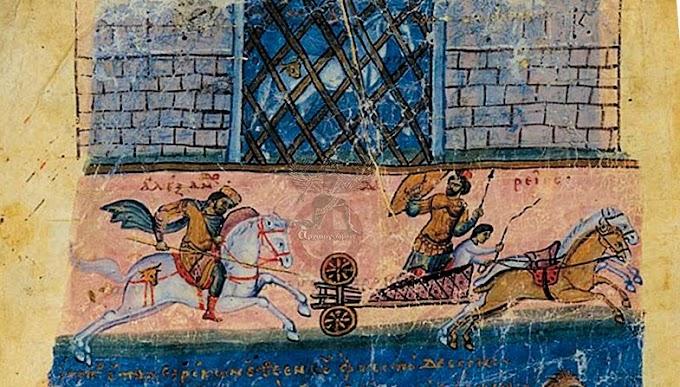 Η γυναίκα και οι κόρες του Δαρείου εκλιπαρούν τον Μ. Αλέξανδρο