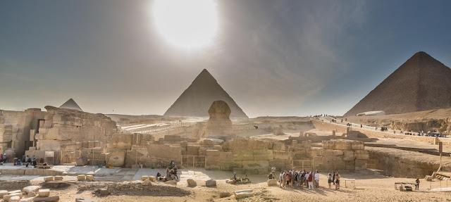 Giza Pyramid Tour