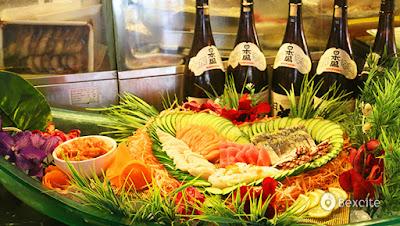 Shogun & Saisaki Premium Japanese Buffet Restaurants Discount Offer Promo