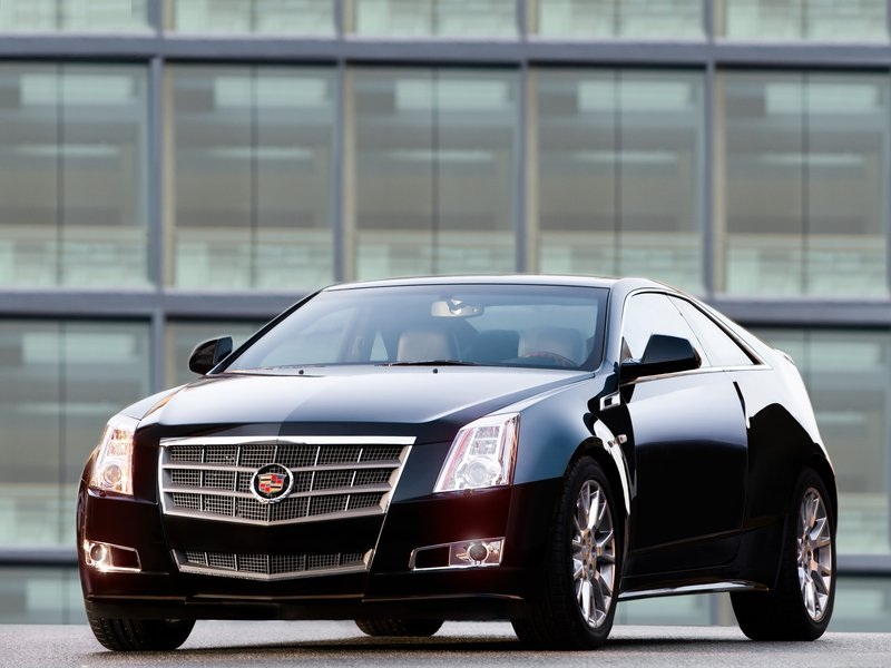 All Car News The New 2012 Cadillac Cts Coupe Review And Video
