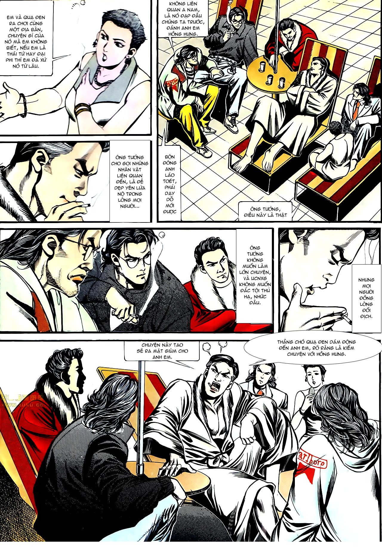 Người Trong Giang Hồ chapter 155: long đầu trang 30