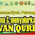 Daftar Panitia Penerimaan dan Penyaluran Hewan Qurban PCM Patrang Tahun 2017