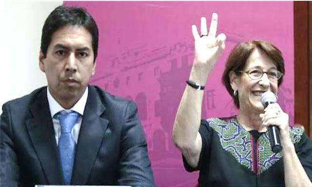 José Miguel Castro, Susana Villarán