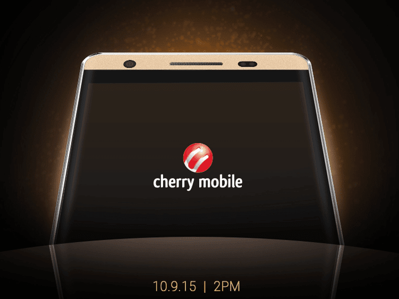 Cherry Mobile To Unveil A Game Changing Flare This October 9, 2015!