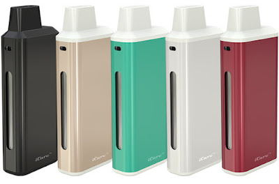 About The Eleaf iCare All In One Kit