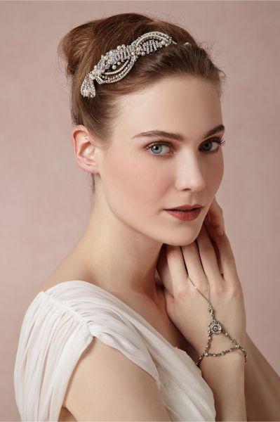 peinados de novias segun la cara