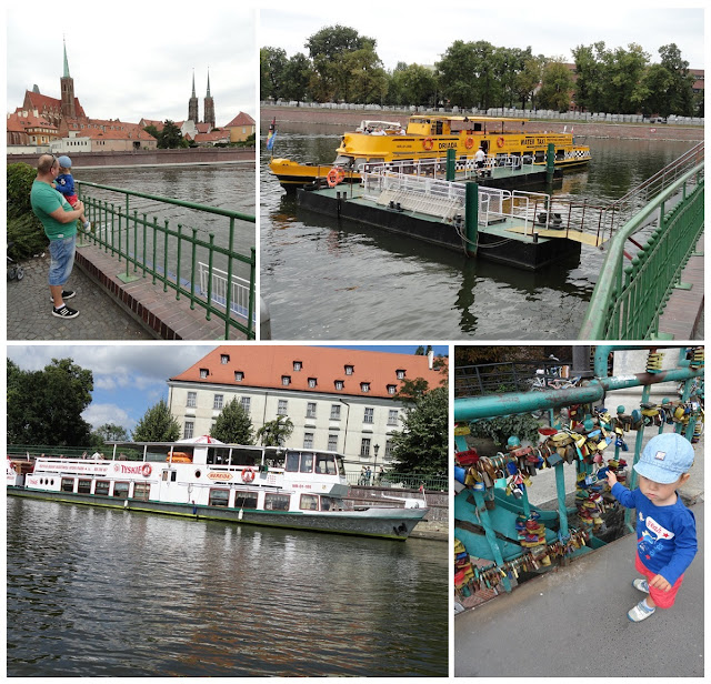 majówka 2017 z dzieckiem - Wrocław i okolice