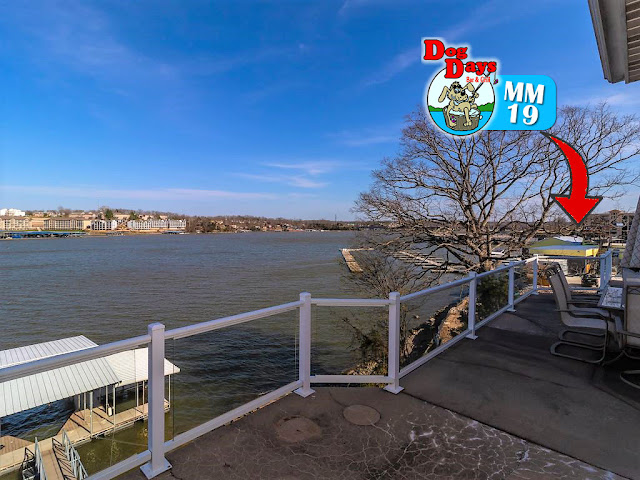 Dog Days Bar & Grill, Lake of the Ozarks, vacation rental 1