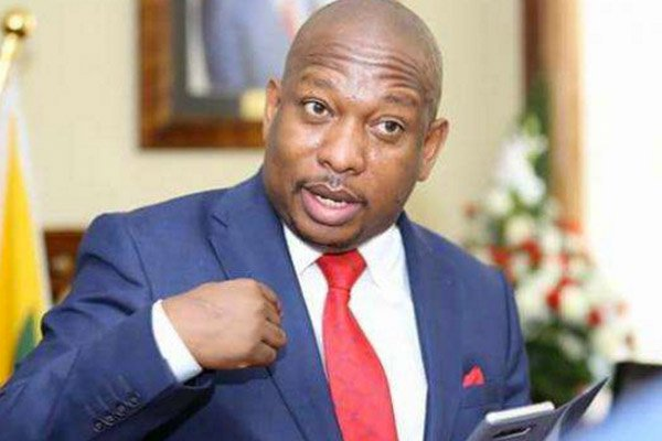 Sonko's Generosity Tested After He's Asked To Support  Ailing Njambi Koikai
