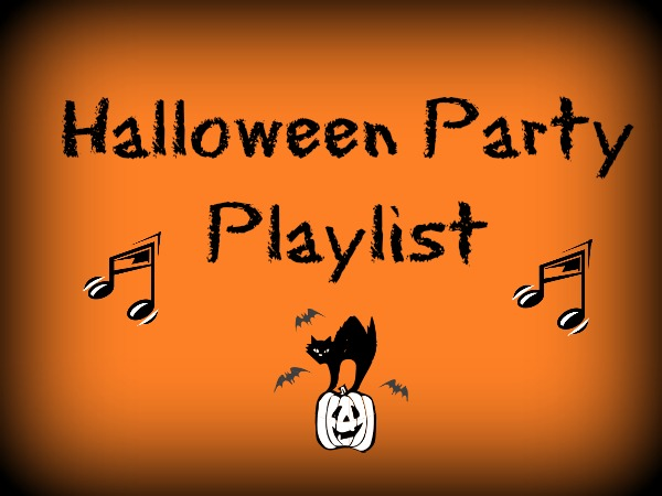 Kids' Halloween Party Playlist