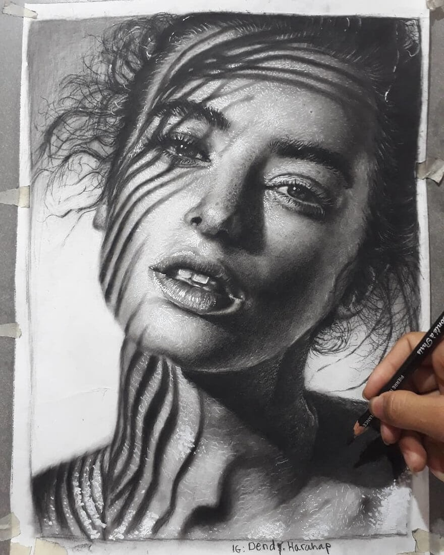 03-Dendy-Harahap-Realistic-Portrait-Drawings-www-designstack-co