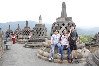 Explore Candi Borobudur