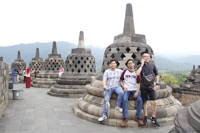 Mengeksplore Keindahan Candi Borobudur Di Magelang