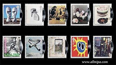 sampel perangko