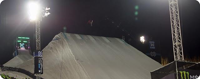 Winter X Games Aspen 2014 Buttermilk Mountain