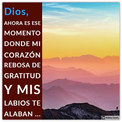 Oración de Gratitud a Dios - Porque El Hace Maravillas