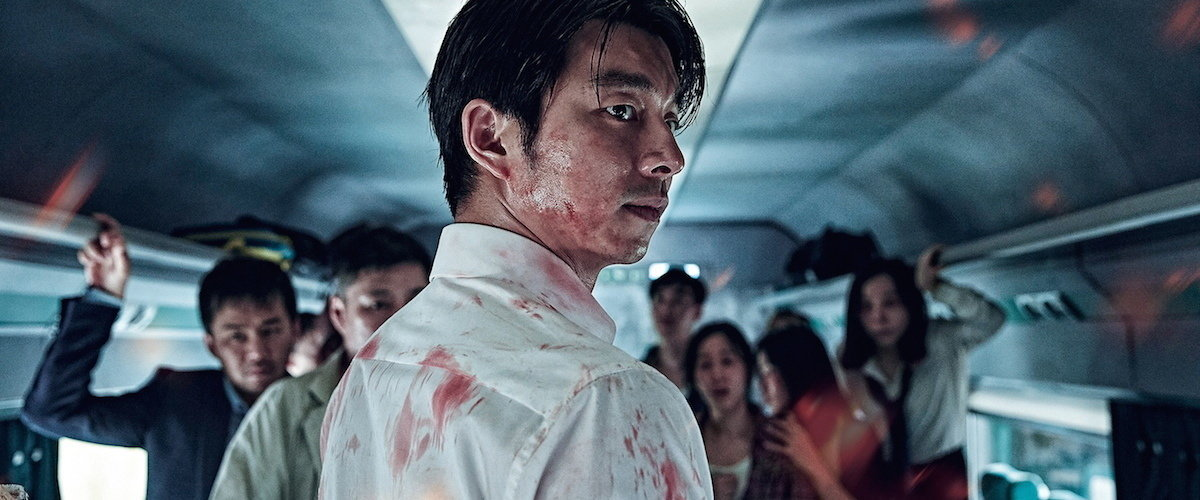 Dell on Movies: 31 Days of Horror: Train to Busan