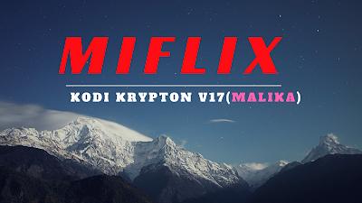 KODI Nuevo addon MIFLIX 3.0