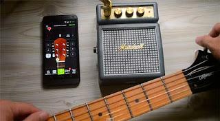 Aplikasi Gitar Di Android