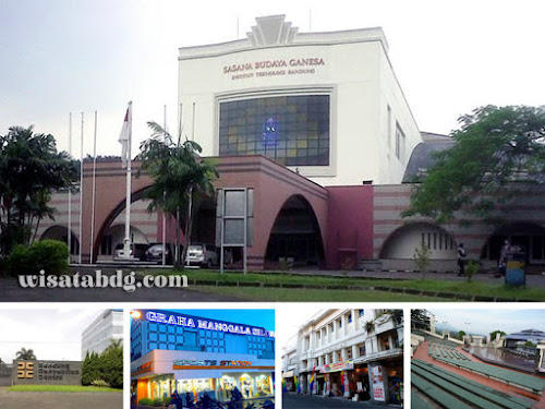 Gedung tempat event di Bandung