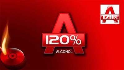 Descargar Alcohol 120% 2.0.3
