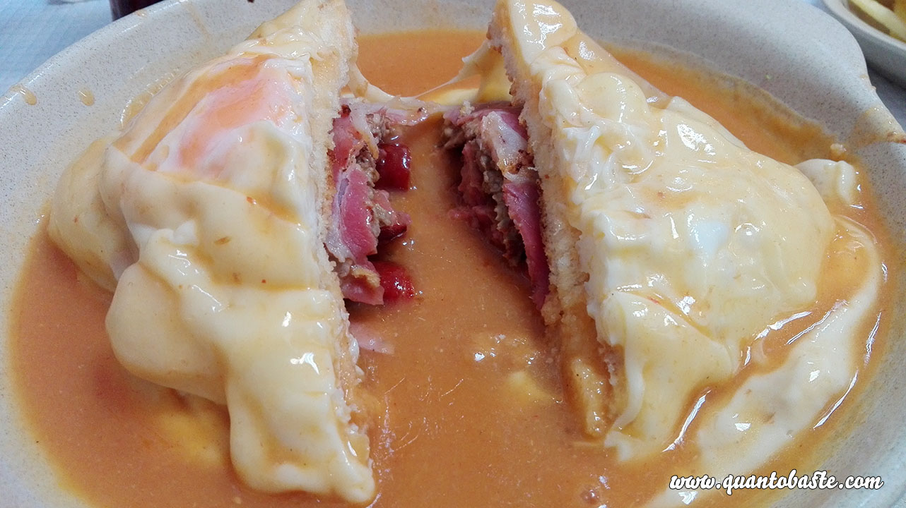 Francesinha ingredientes- Imperial de Ourique