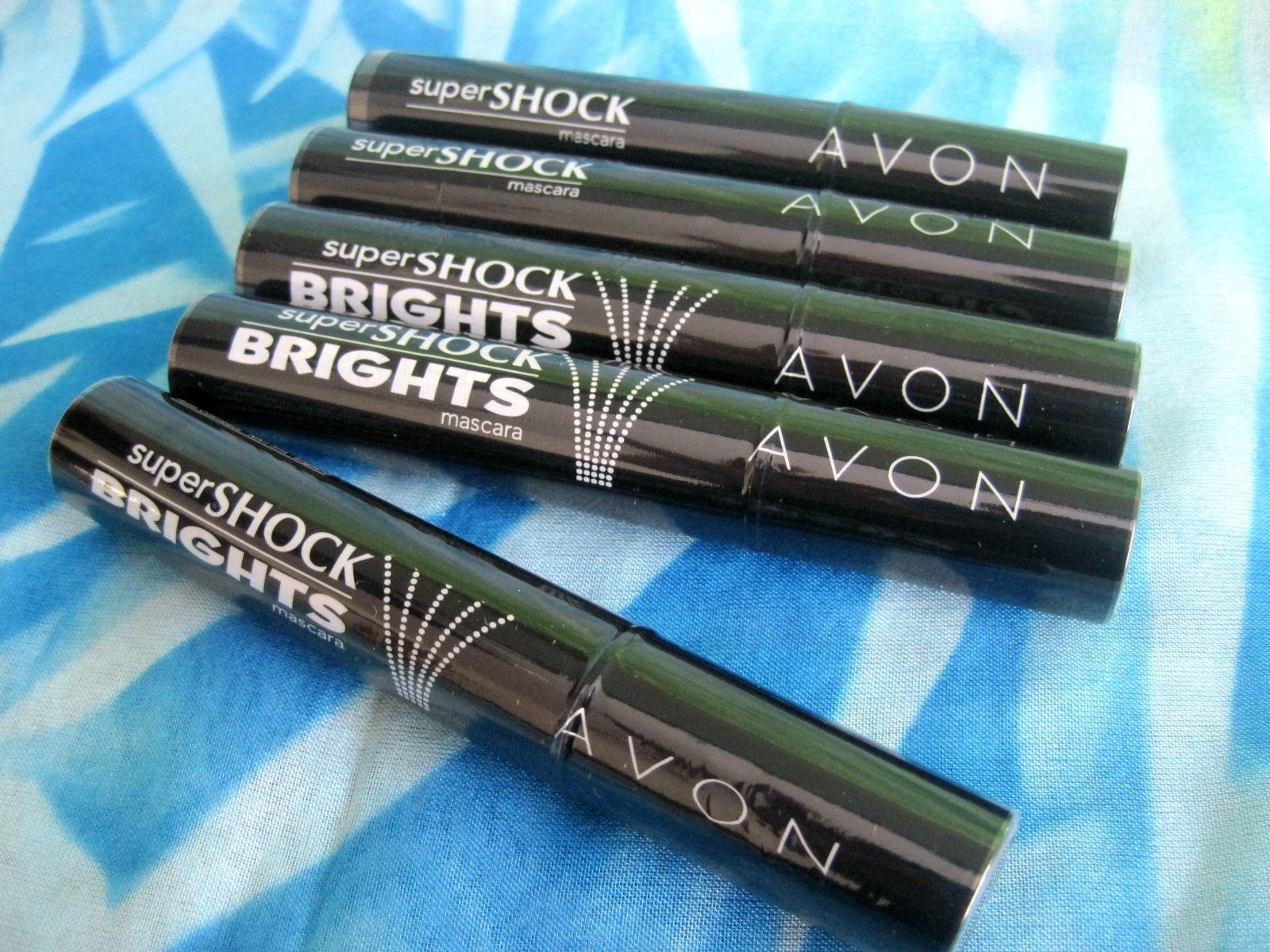 Avon super Shock, Avon supershock brights, mixoflife