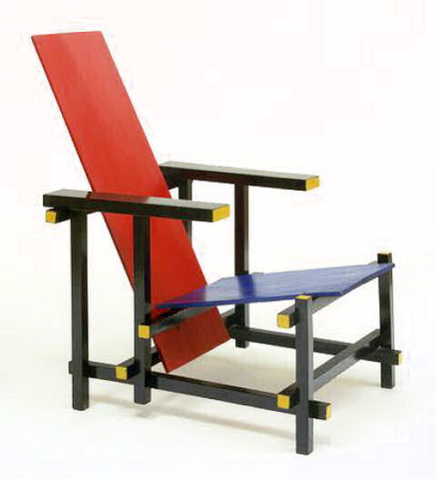 Gerrit Thomas Rietveld Chair Amazon Uk Back Covers Verzamelwoede: