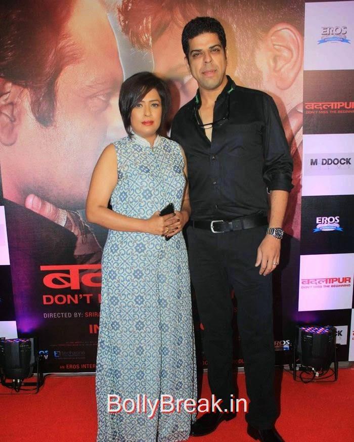 Ashwini Kalsekar, Murli Sharma, Hot Pics of Sonakshi Sinha, Shraddha Kapoor At 'Badlapur' Success Bash