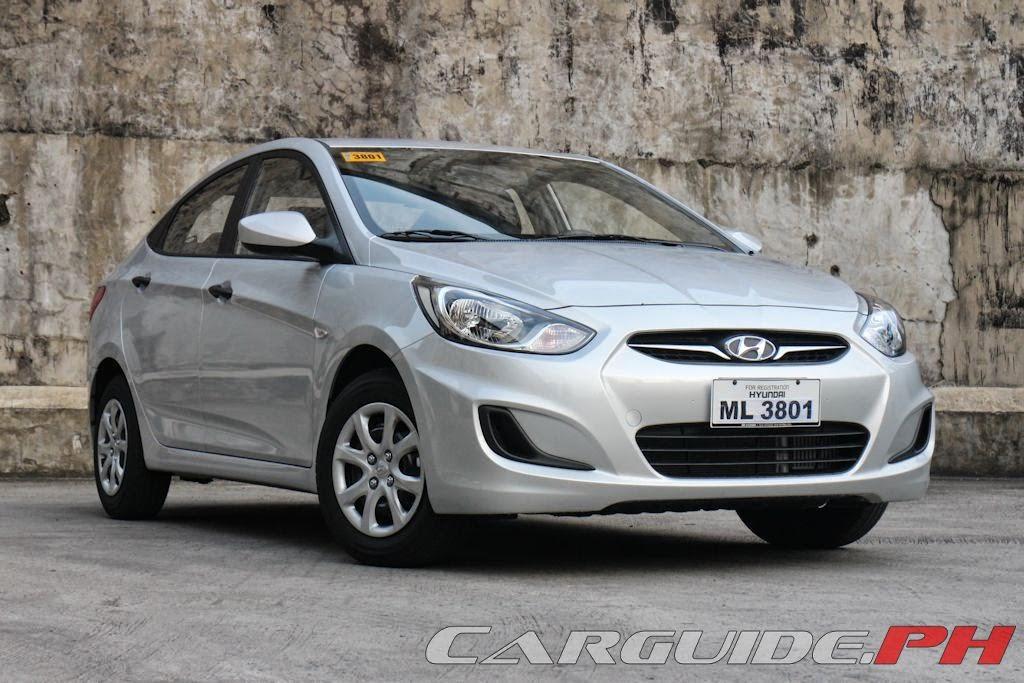 Review 2017 Hyundai Accent Crdi Sedan