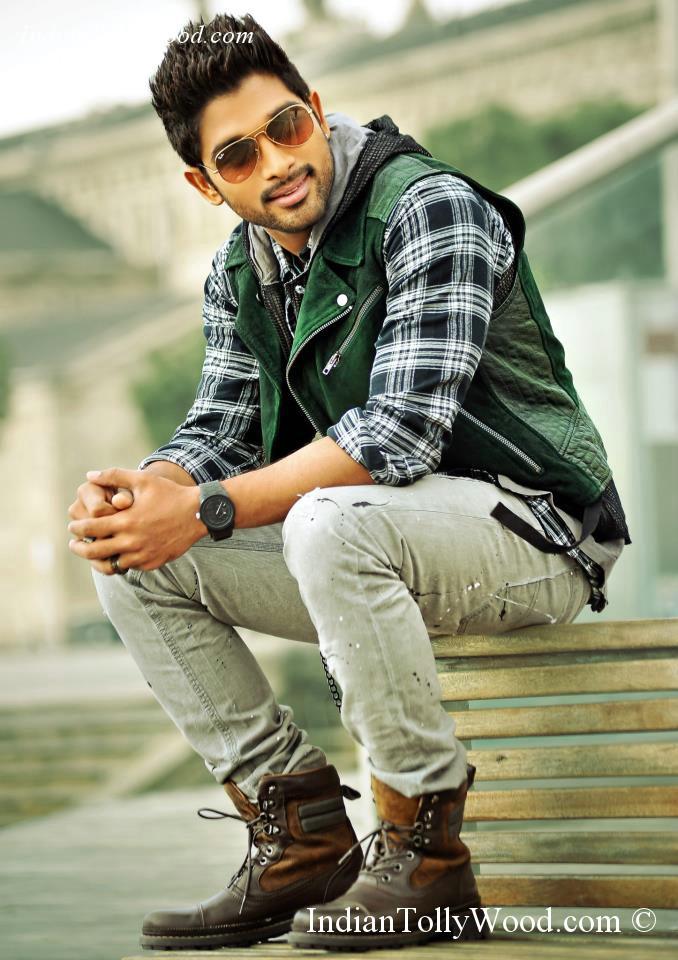 Allu Arjun Latest WallPapers | Songs By Lyrics