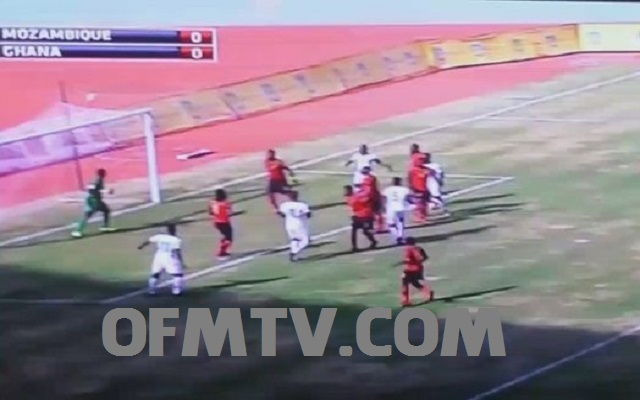 Mozambique vs Ghana - Full Highlights, All Goalless Commentary 0:0 [Video]