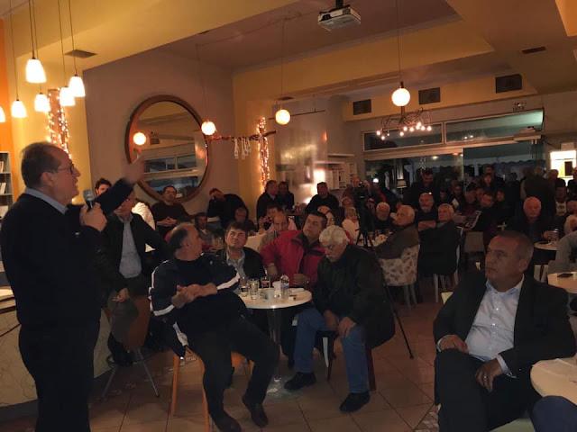 Π. Νίκας: Κανένα ουσιαστικό έργο από τον απερχόμενο Περιφερειάρχη στη Λακωνία