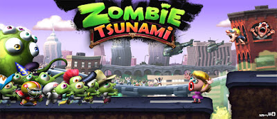 Zombie Tsunami MOD APK (Unlimited Gold/Diamonds) for Android
