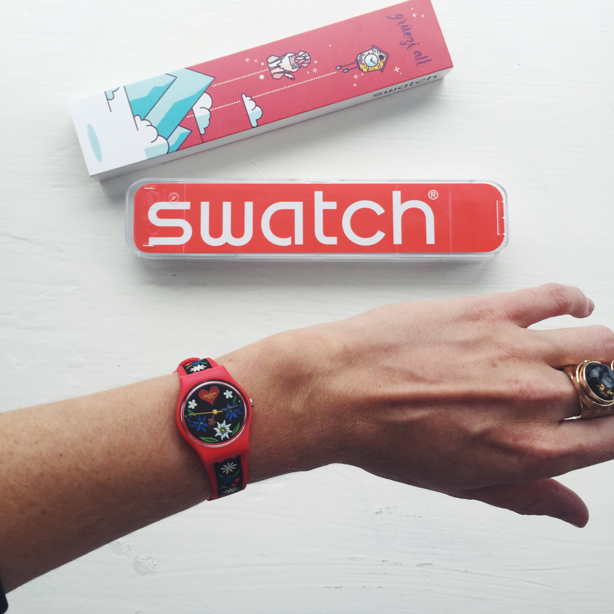 Swatch Store at Manchester Arndale