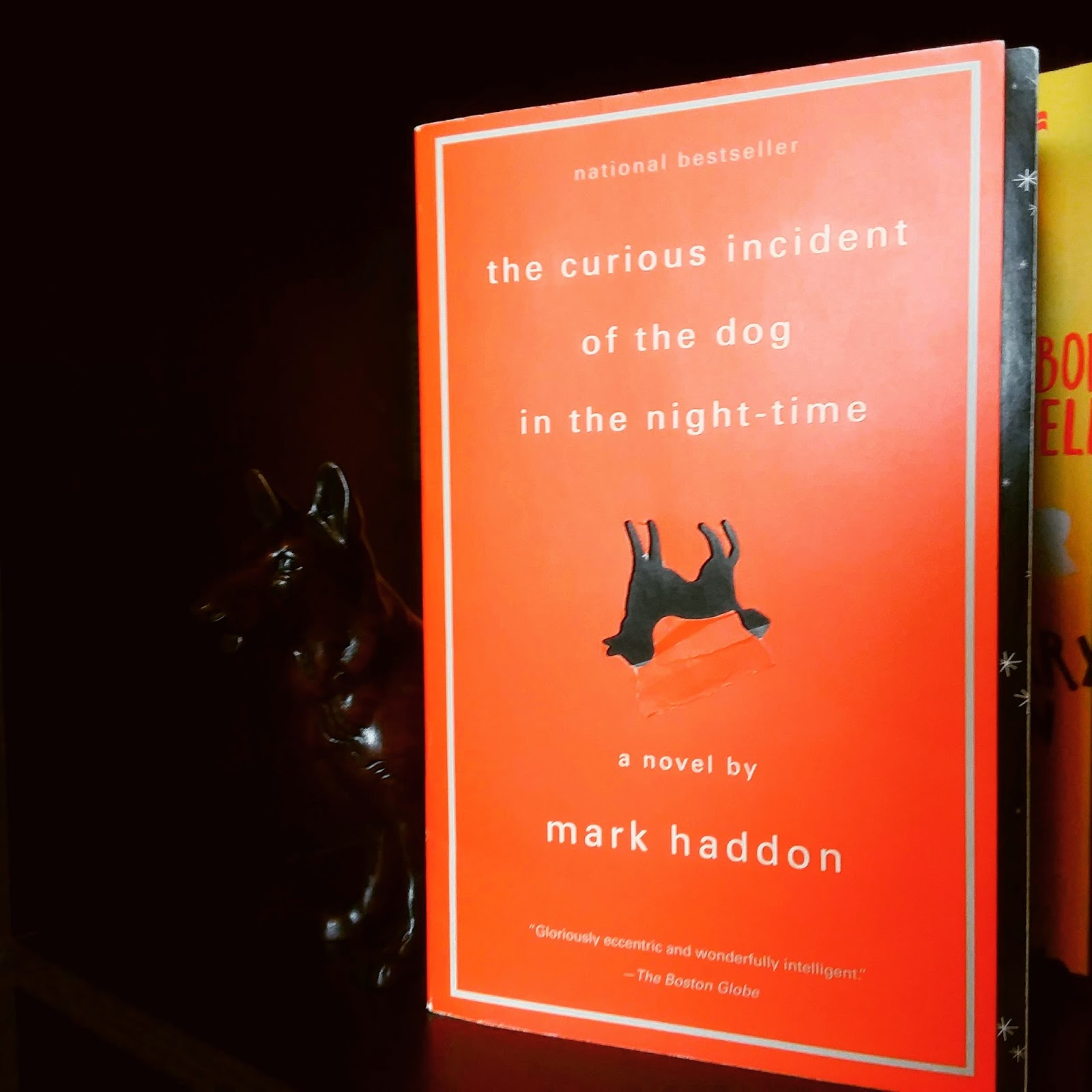 the curious incident of the dog in the night time by mark haddon essay Mark haddon is a writer and artist his bestselling novel, the curious incident of the dog in the night-time, was published simultaneously by jonathan cape and david fickling in 2003 it won seventeen literary prizes, including the whitbread award.