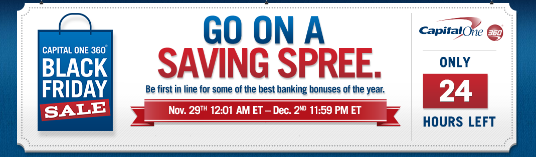 Oren's Money Saver: $75 Bonus - Capital One Savings and Checking