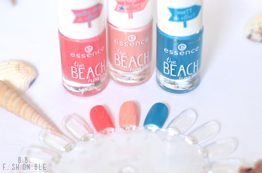 essence trend edition the beach house Nail Polishes