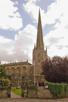 Parish Church of St Mary, Tetbury