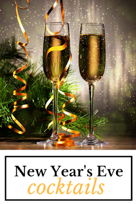 New Year's Eve Cocktail Recipes and Toasts