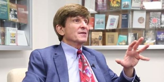 'Prediction professor' Allan Lichtman who called Donald Trump's big win also made another forecast: Donald Trump will be impeached