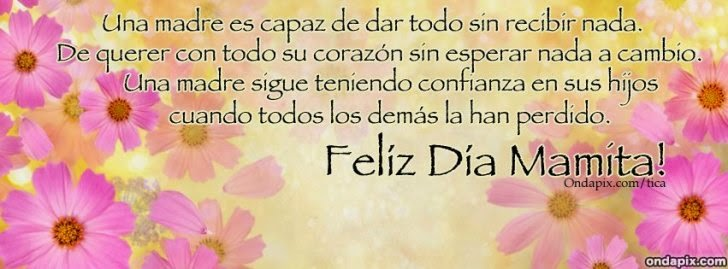 Short Mothers Day Quotes Poems Images Greetings In Spanish Happy