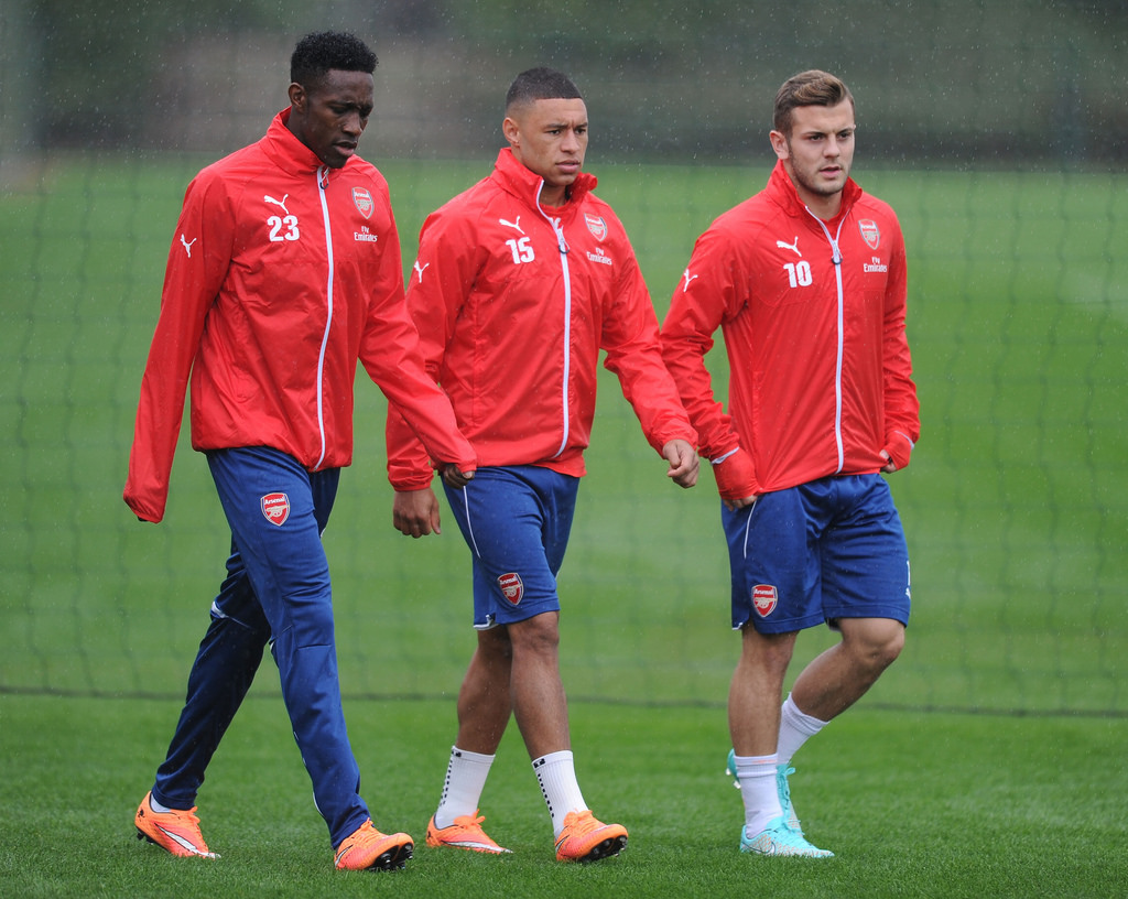 Arsenal trio set to miss Euro 2016